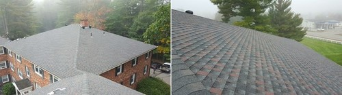Roofing in Hudson NH