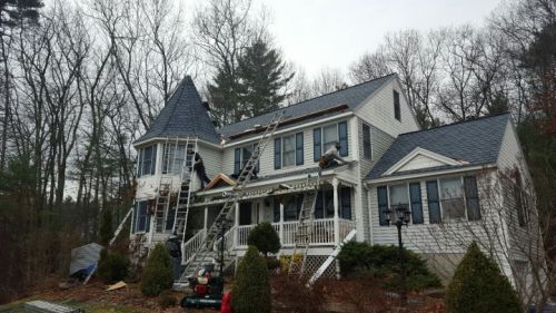 RJ Talbot Roofing & Contracting, Inc Roofing in Hudson New Hampshire