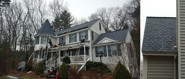 """Carriage House"" Designer Shingle in Tyngsboro, MA (1)"