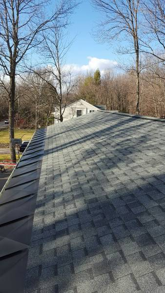 Shingle roof in Greenville NH