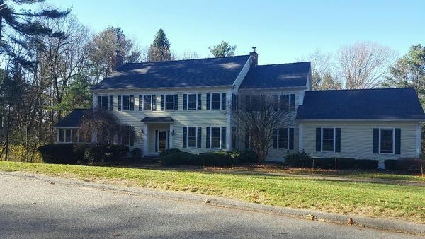Architectural Shingle Roof in Wayland, MA (1)
